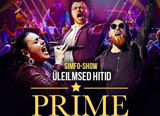 Prime Orchestra Sümfo-show «Мировые Хиты»