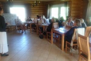 Keresoja puhkemaja seminariruumid