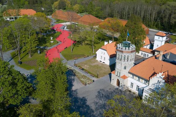 Viron historiallisen museon Maarjamäen linna