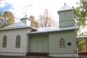 Obinitsa Church and Cemetery