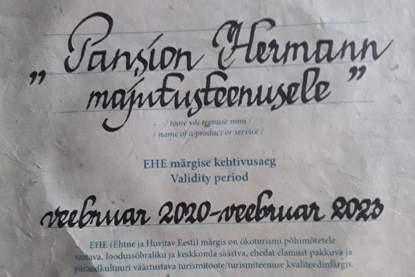 Pansion Hermann
