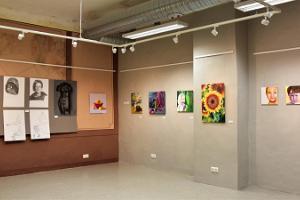 Haapsalun taidekoulun galleriat