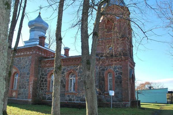 Kraavin kirkko