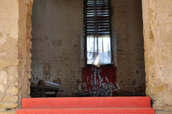 Paluküla kiriku varemed