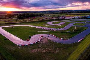 Lange Karting Centre outdoor track