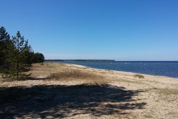 Meremõisa strand och tältplats