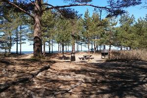 Meremõisan ranta ja leirintäalue