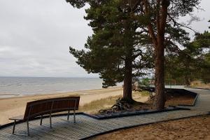 Peipsi Recreation Area on the North Coast and Kauksi Visitor Centre