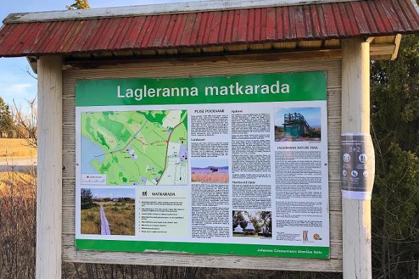 Lagleranna vandringsled