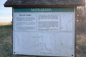 Der Wanderweg Kiideva - Puise
