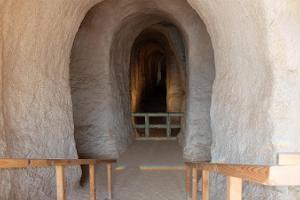 Piusagrottors Besökscenter