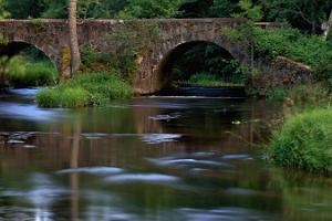 Otten's Mill Bridge or the Bridge of Siim