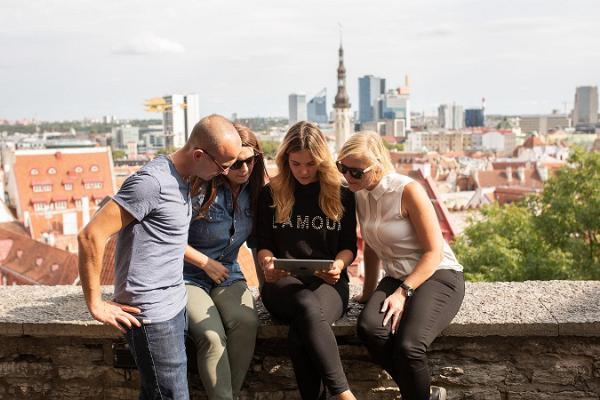 Smart-guided Wanderreise in Estland