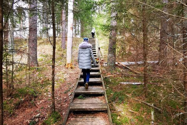 RMK Kilingi-Nõmme hiking trail