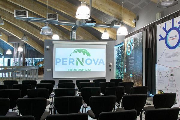 Pernova Naturhus seminarielokaler