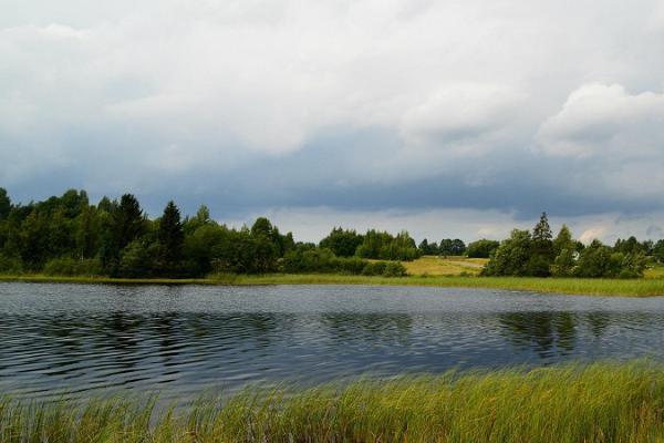 Vasknas ezers Hānjamā
