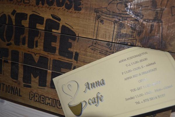 """Kafejnīca """"Anna Cafe"""""""