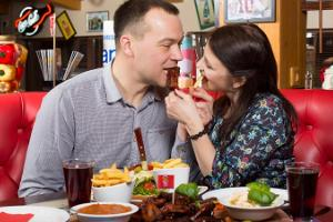 Restaurant BabyBack Ribs & BBQ at Tasku Shopping Centre in Tartu
