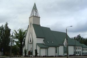 Tartu Salem Baptist Church of the Alliance of Estonian Evangelical Christian Baptist Congregations