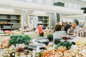 Здание Тартуского рынка