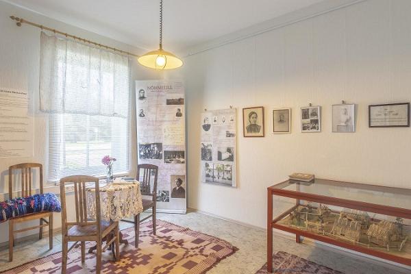 Kodavere Pärimuskeskus, Anna Haavan muistohuone