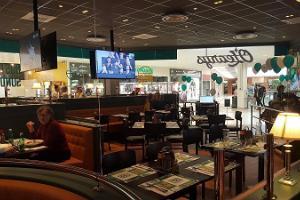 Спортивный ресторан и развлекательный центр O