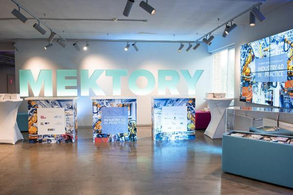 Konferenz- und Seminarräume TalTech Mektory