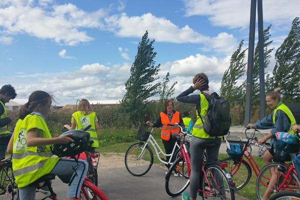 Велосипедные экскурсии в городе Пярну в сопровождении местного проводника от Baltreisen