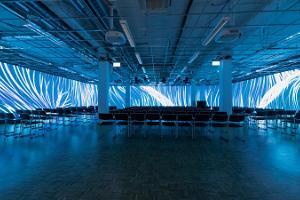 TalTech Mektory konferenču un semināru telpas