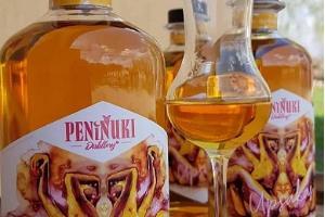 Fabrikladen der Peninuki Distillery
