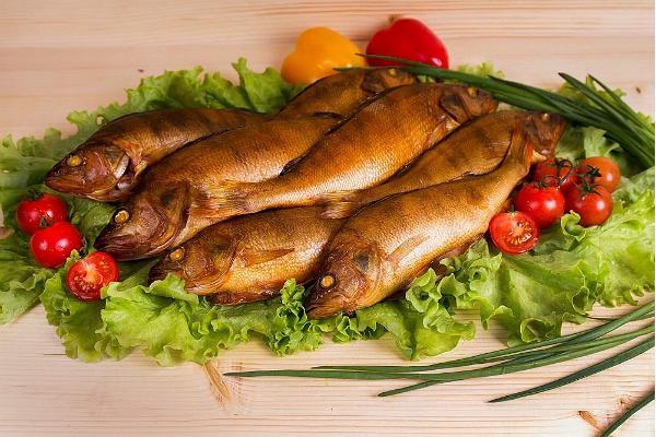 Rannapuura fish shop, fresh smoked fish