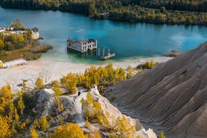 Day trip to the coastal areas of Northern Estonia and Rummu quarry