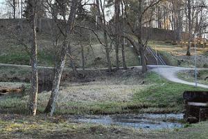 Uueveski recreation area