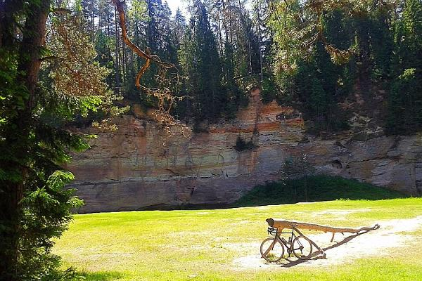 Gravelest: bicycle rental and adventures in Southern Estonia