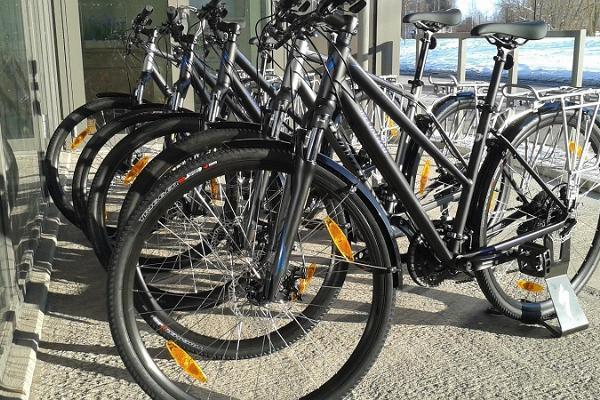 Gravelestin pyörävuokraus ja -seikkailut Etelä-Virossa