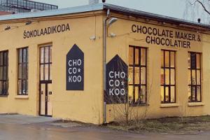 Chocokoo tryffeltillverknings workshop