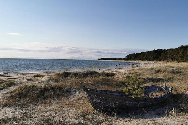 Matsi rand ja telkimisala
