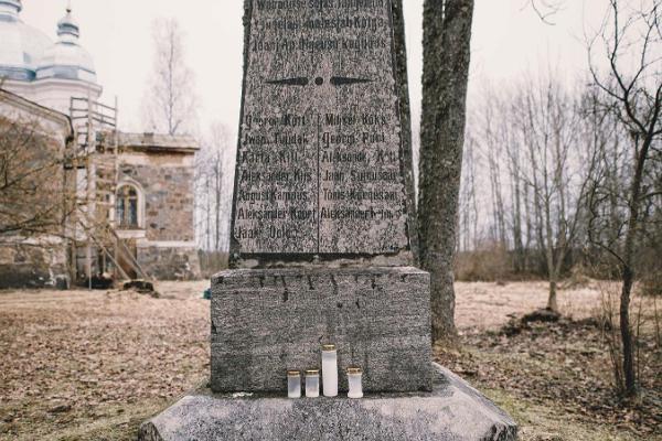 Lalsi Vabadussõja mälestussammas