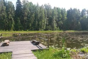 Vitin järven vaellusreitti ja näkötorni