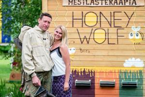 Посещение центра апитерапии и натуропатии Honey Wolf
