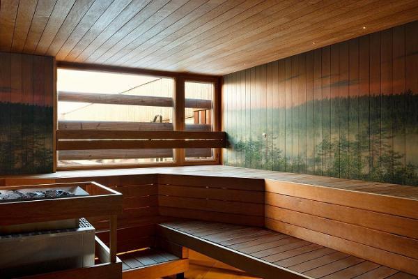 V Spa saunarituaalid
