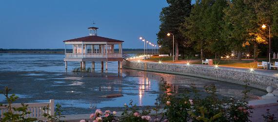 Haapsalu promenaad, Visit Estonia
