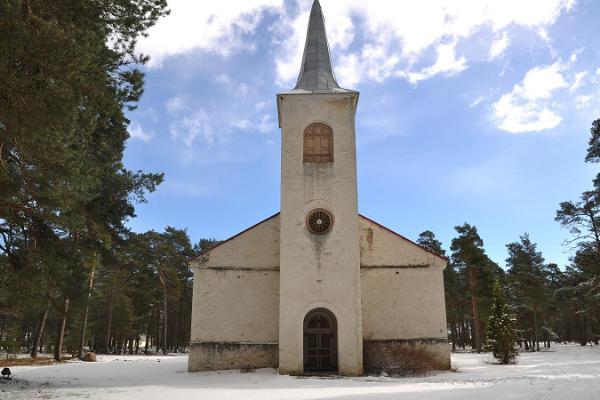 Emmastes baznīca