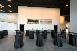 Konferenslokaler i Eesti Rahva Muusuem (Estniska Folkets Museum)