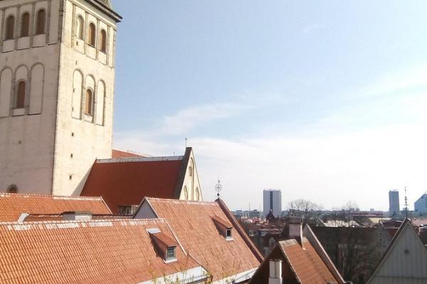 Giidiga tuur Tallinna Vanalinnas