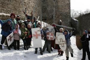"""Giidiga tuur """"Kuidas Tallinn linnamüüridest välja astus?"""""""