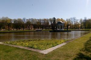 Экскурсия с гидом по парку Кадриорг