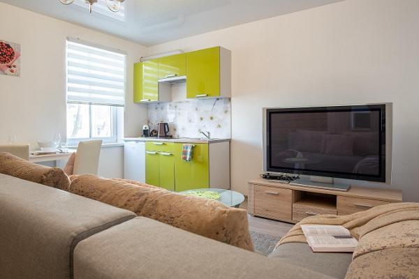 Dream Stay Apartments - studijas tipa dzīvoklis pilsētas centrā netālu no lidostas