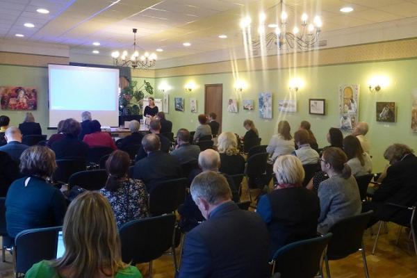 Eesti Põllumajandusmuuseumi seminariruumid