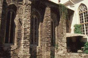 Klausuren vid Tallinns Gamla Dominikanerkloster